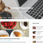 Fooding Wordpress Theme