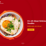 Foodoholic Wordpress Theme