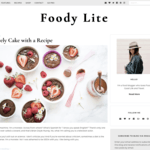 FoodyLite WordPress Theme