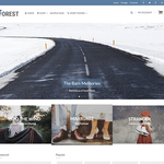 Forest WordPress Theme