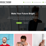 forexn WordPress Theme