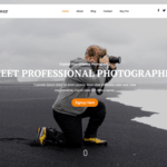 Fotocover Wordpress Theme