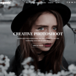 Fotogenic Wordpress Theme