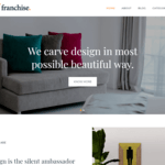 Franchise Wordpress Theme