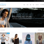 FreeStore Wordpress Theme