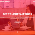 Fullscreen Agency Wordpress Theme