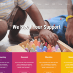 Fundraiser Lite Wordpress Theme