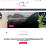 Galway Lite Wordpress Theme