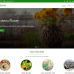 Gardenia WordPress Theme