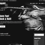 Gayatri Wordpress Theme