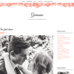 Germaine WordPress Theme