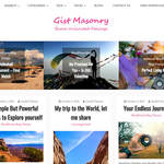 Gist Masonry Wordpress Theme