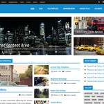 Glades WordPress Theme