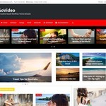 GoVideo Wordpress Theme