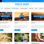 Grace News Wordpress Theme