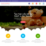Grand Academy WordPress Theme
