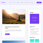 Gratify Wordpress Theme