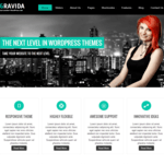 Gravida Wordpress Theme