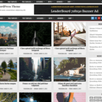 GridMag WordPress Theme