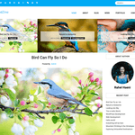 Gridzine WordPress Theme