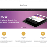 Grow Wordpress Theme