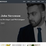 Gute Portfolio Wordpress Theme