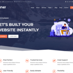 Gutener WordPress Theme