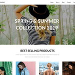 Gutenshop Wordpress Theme