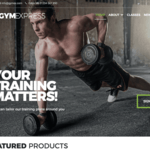 Gym Express Wordpress Theme