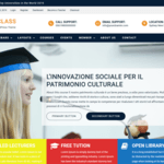 HamroClass WordPress Theme