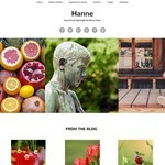 Hanne WordPress Theme