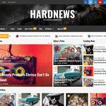 HardNews WordPress Theme