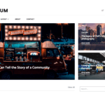 Hasium Wordpress Theme