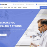 Healthexx WordPress Theme