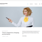 Higher Education Wordpress Theme