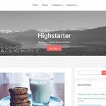 Highstarter WordPress Theme