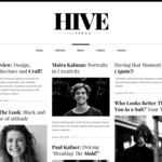 Hive Lite Wordpress Theme