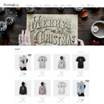 Holidayshop WordPress Theme