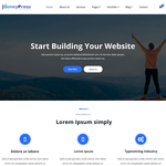 HoneyPress WordPress Theme