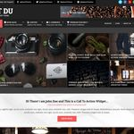 Hoot Du Wordpress Theme