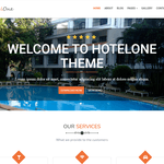 Hotel Imperial Wordpress Theme