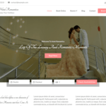 Hotel Romantica WordPress Theme
