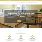 Hotelone Wordpress Theme