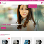 i-craft Wordpress Theme