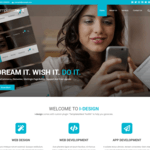 i-design Wordpress Theme