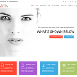 Idyllic Wordpress Theme