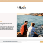 illusive WordPress Theme