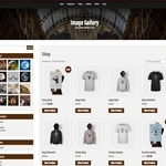 Image Gallery WordPress Theme