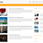 IMNews Wordpress Theme