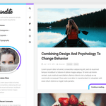Indite Wordpress Theme